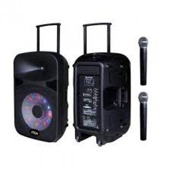 bocina karaoke myo-15spbat activa w/bateria 120wreferencia: