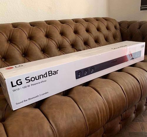 bocina lg sound bar