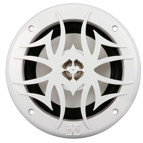 bocina marina powerbass xl-652m 6.5 pulg 160w max 4-ohm