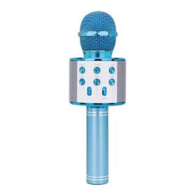 Bocina Microfono Karaoke Inalambrico Bluetooth Sd Mp3 Univer