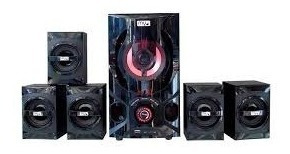 bocina myo ht50 5.1 bluetooth fm lector sd/usb sonido de alt