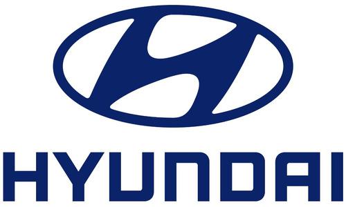 bocina nueva original para hyundai h1