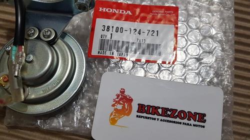 bocina original honda dax 1980 6 volts ct 70 mini trail 6v