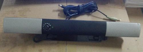 bocina para monitor dell  entrada 3.5