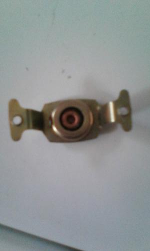 bocina para motor de secador de pelo profesional