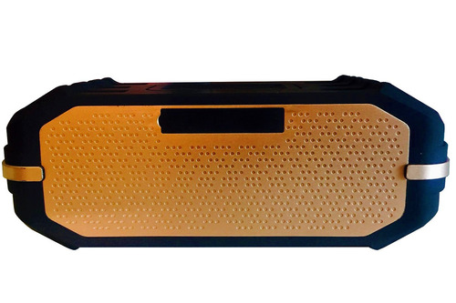 bocina portátil bluetooth auxiliar usb audiobahn potente