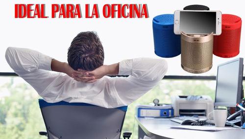 bocina q3 bluetooth wireless ideal oficina 19-01-1146