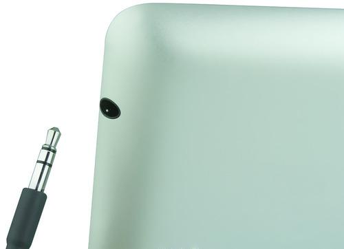 bocina recargable para tablet perfect choice pc-112396 azul