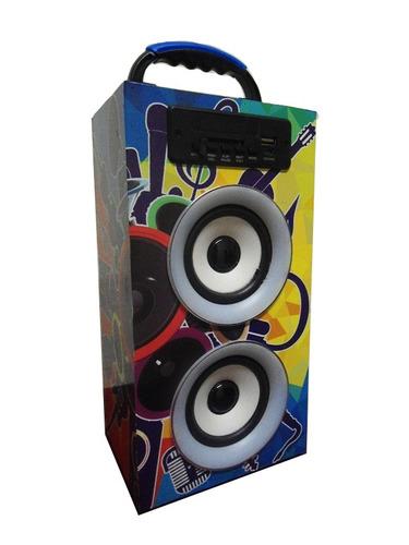 bocina reproductor mp3 linkbits ap-517 excelente audio
