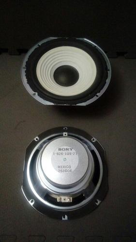 Bocina Sony Woofer 8 Pulgadas