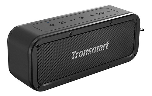 bocina tronsmart element force 40w bluetooth nfc ipx7