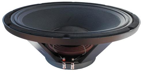 bocina venetty 18' - 1800w - 98.7db  bobina 4.0  profesional