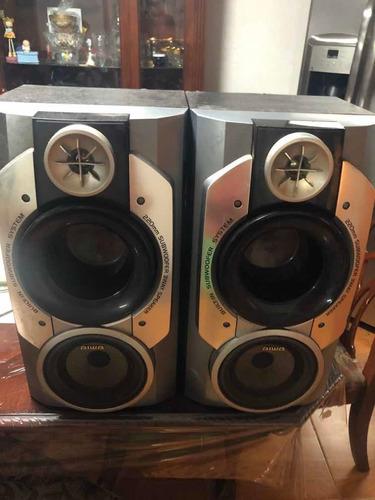 bocinas 3 vias speaker