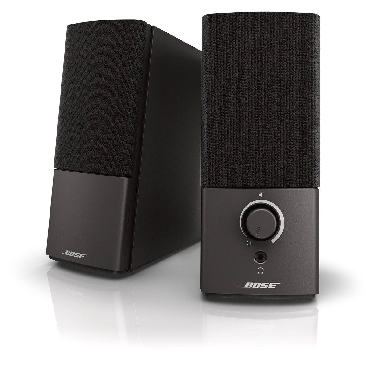 Bose Sound System >> Bocinas Bose Companion 2 Series - $ 3,199.00 en Mercado Libre