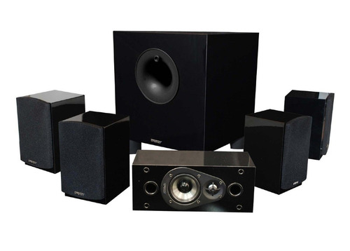 bocinas energy 5.1 take classic home theater system