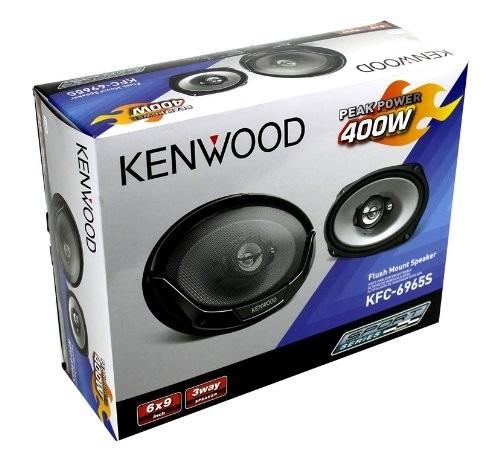 Bocinas Kenwood 6x9 Kfc-6965s 400 Watts - $ 1,850.00 en ...