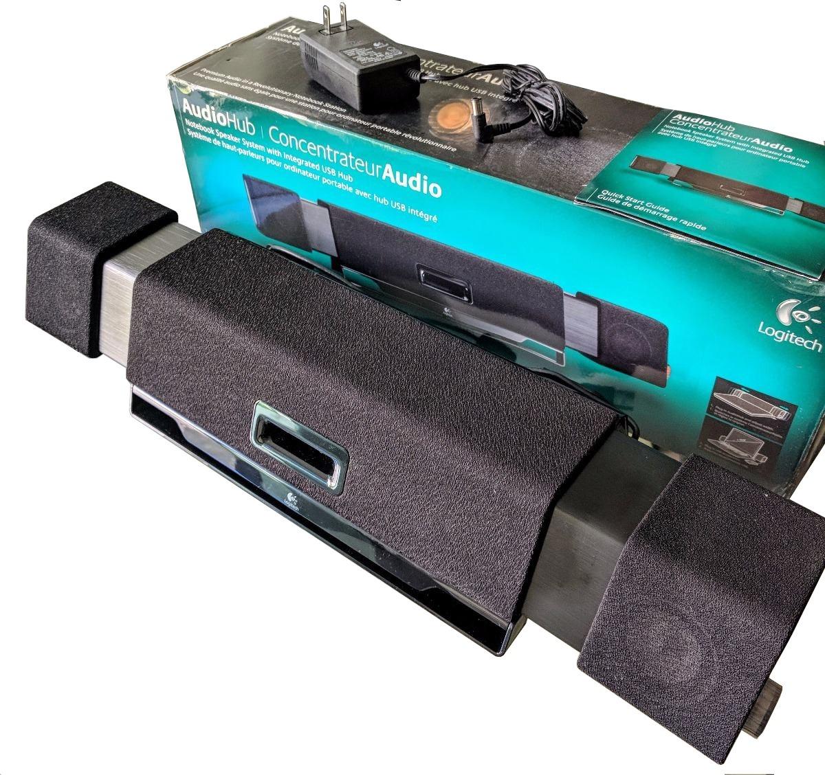 logitech usb hub speakers s-00041 drivers