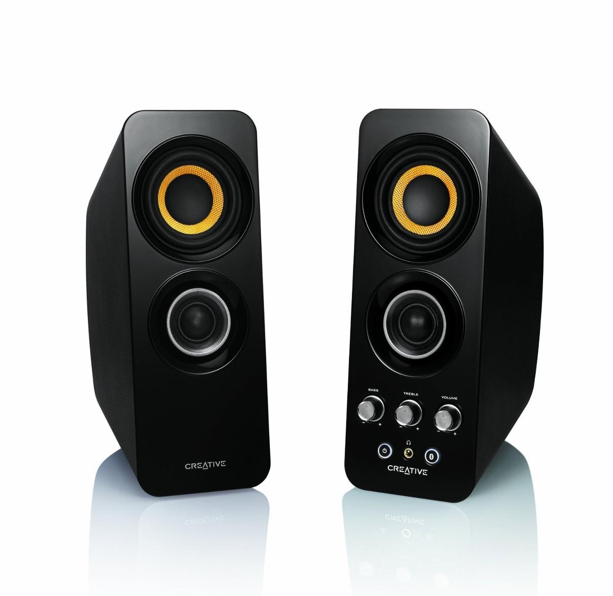 Bocinas Para Pc Creative T30 Inalambricas Bluetooth 3.0, Nfc