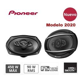 Bocinas Pioneer 6x9 Ts-a6967s + Q Ts-a6960f Gama Alta 450w