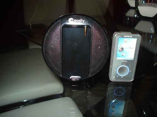 bocinas portatiles para ipod