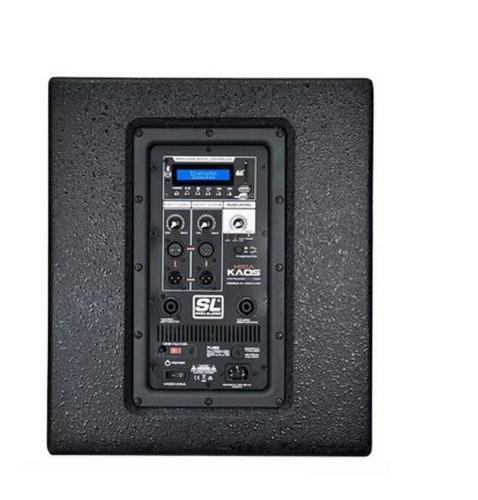 bocinas sistema de audio 600w mega kaos sl pro lighting