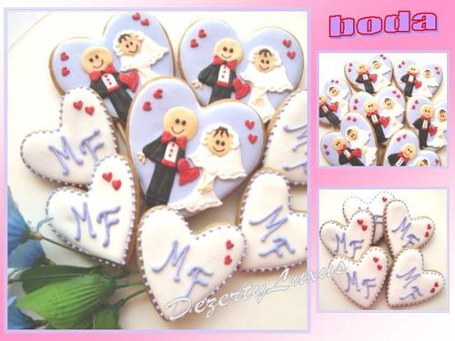 boda **  galletas decoradas