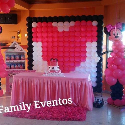 bodas, cumpleaños, bautizos y todo en evento