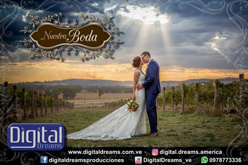 bodas - grabación producción video & fotografía profesional