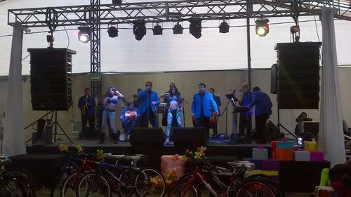 bodas novias orquesta en vivo músicos grupo bogota