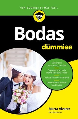 bodas para dummies(libro ocio)