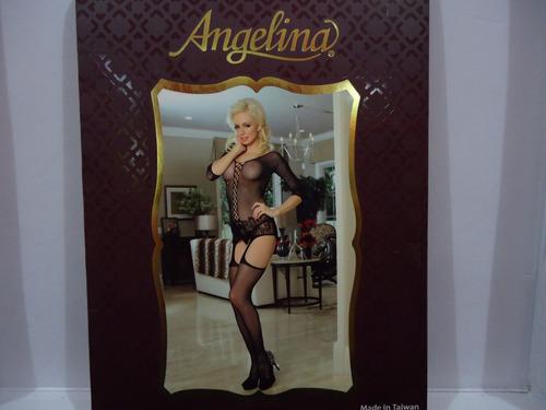 boddy stocking angelina  ¡¡ provoca su deceo !!