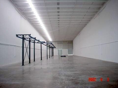 bodega 970m2 parque industrial bernardo quintana