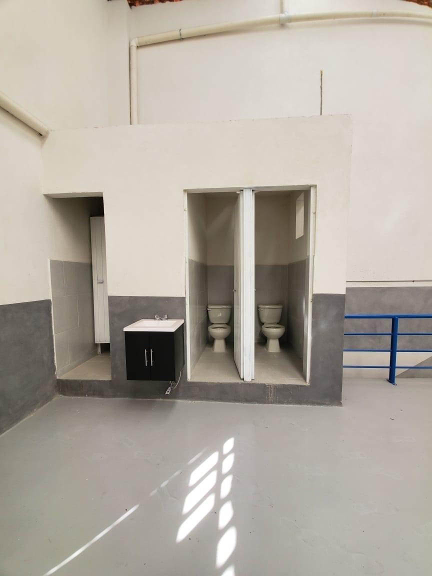 bodega acondiciona para fabrica de calzado