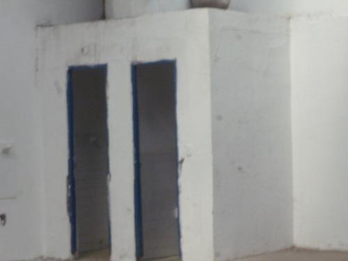 bodega amplia  en renta en san isidro