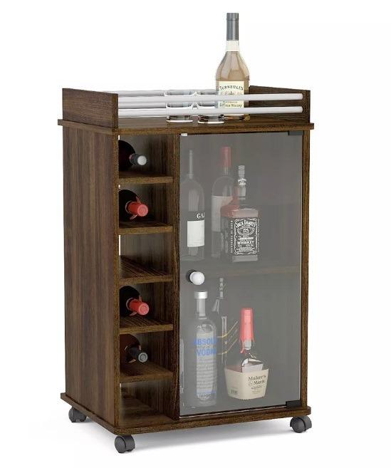 Muebles para vino for Mueble para botellas