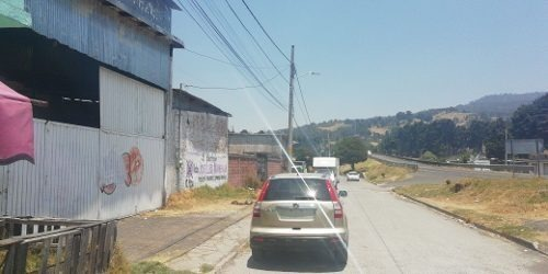 bodega carretera libre méxico cuernavaca entrada trailer
