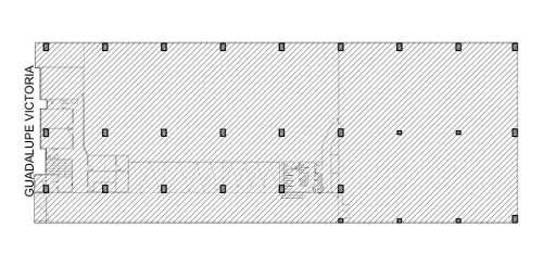 bodega comercial de 1865.00 m2, lista para remodelar ,agrícola pantitlán.