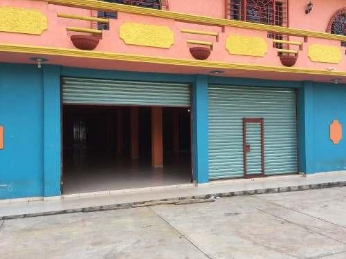 bodega comercial en renta cunduacan centro
