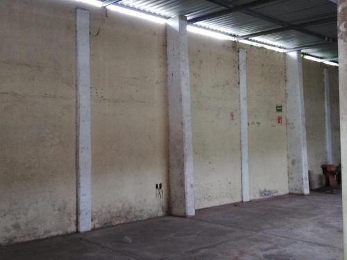 bodega comercial en renta el tejar