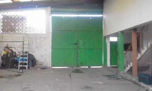 bodega comercial en renta iztapalapa $80.00 m2