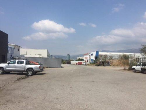 bodega comercial en renta parque agroindustrial
