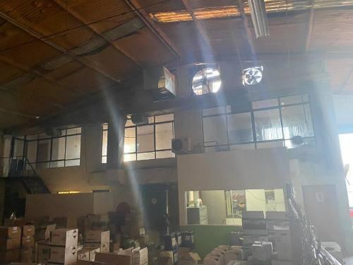 bodega comercial en renta parque industrial