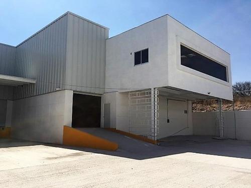 bodega comercial en renta parque industrial finsa