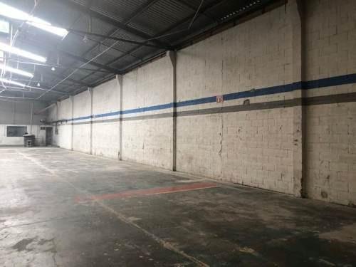 bodega comercial en renta parque industrial oriente