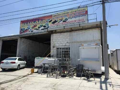bodega comercial en venta carretera celaya-querétaro
