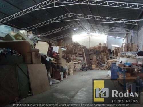 bodega comercial en venta villas de san miguel ii