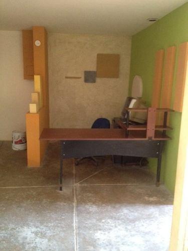 bodega con area de oficina en renta en cancún c1729