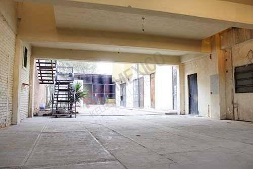 bodega con espacio para oficina en morales saucito en venta $1,932,000.00 san luis potosí