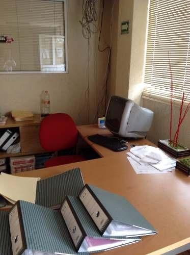 bodega con oficinas
