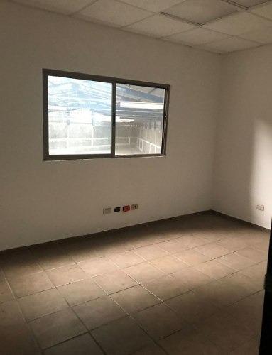 bodega con oficinas en renta 1,500m2 san nicolas col. lagrange